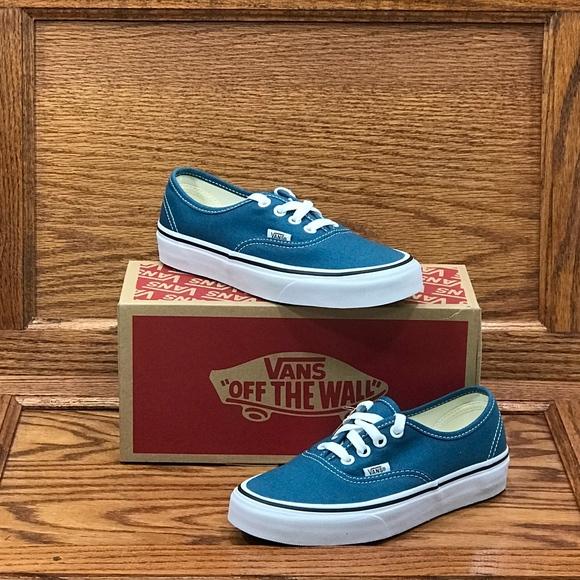 nowe wydanie dostać nowe zamówienie Vans Authentic Corsair True White Shoes NWT